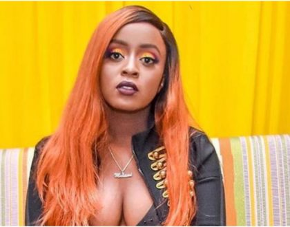 Nadia Mukami confesses to getting arrested twice (Video)