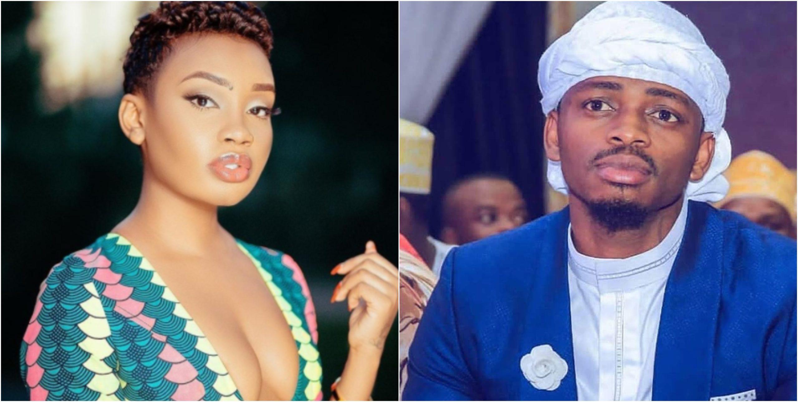 Diamond Platnumz alleged baby mama Poshy Queen responds to pregnancy rumors