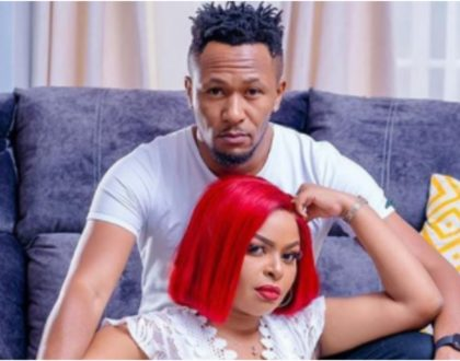 Size 8 and DJ Mo´s recent marital fight exposes their ugly differences (Video)
