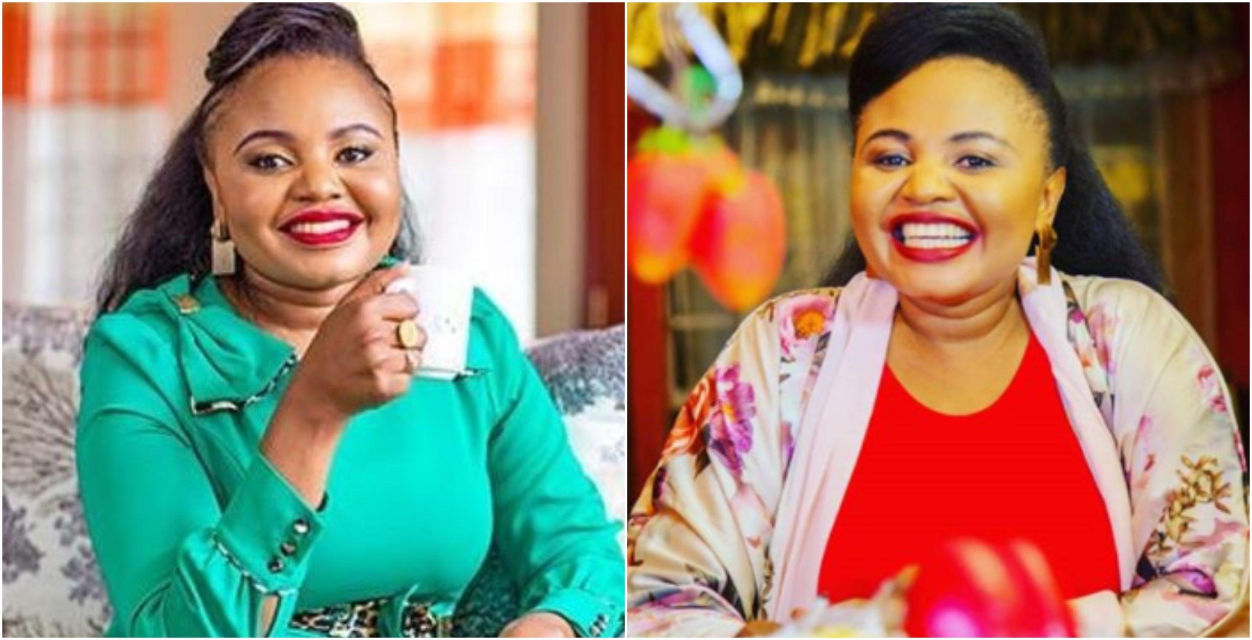 """Congratulations!"" Mwanaisha Chidzuga seemingly mocks K24 employees fired through night SMS"