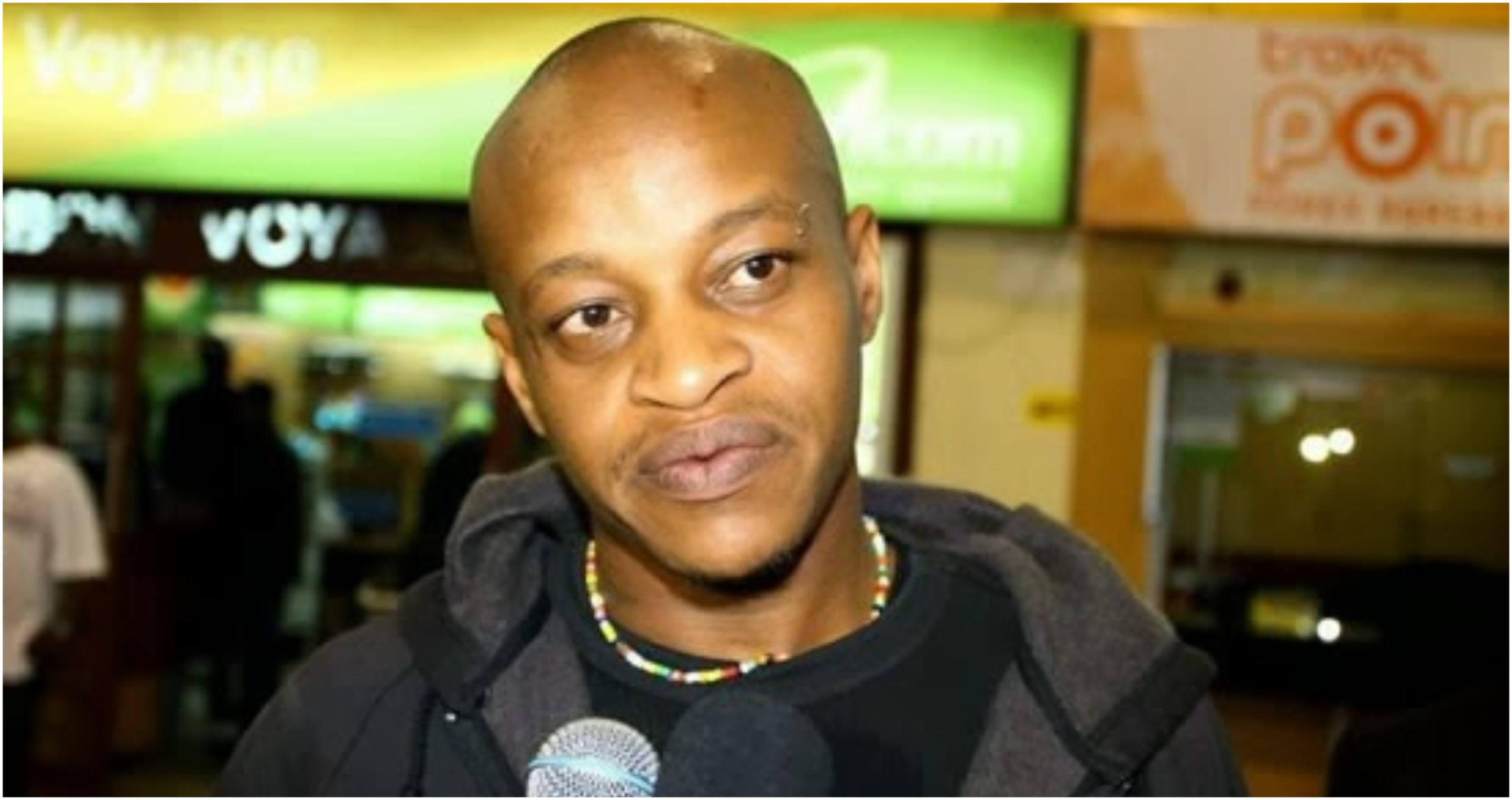 Prezzo narrates how he got carjacked and shot in the head before his wedding day (Video)