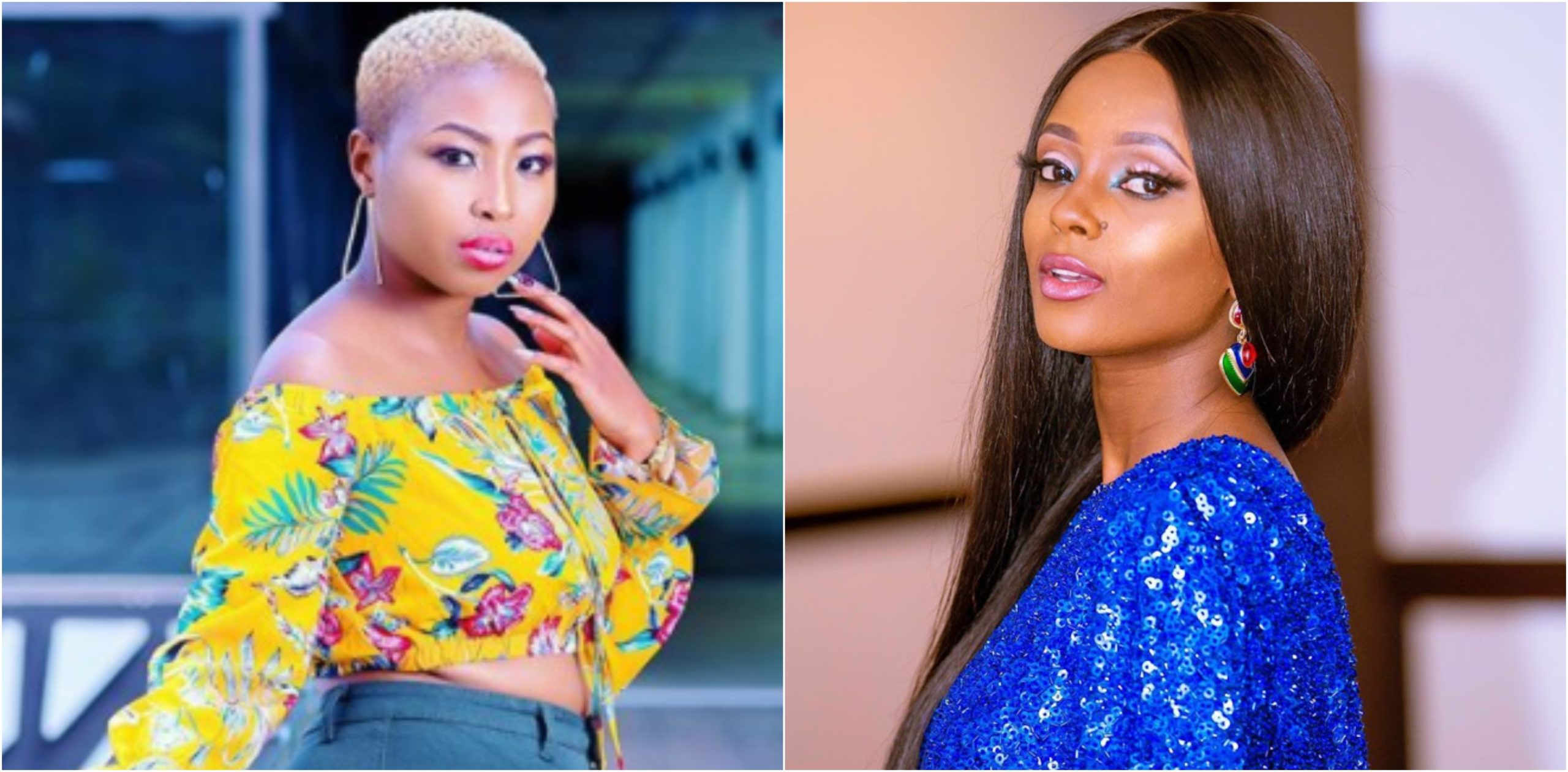Singer Vivianne confirms music industry is 'demonic' barely days after Vanessa Mdee's claims