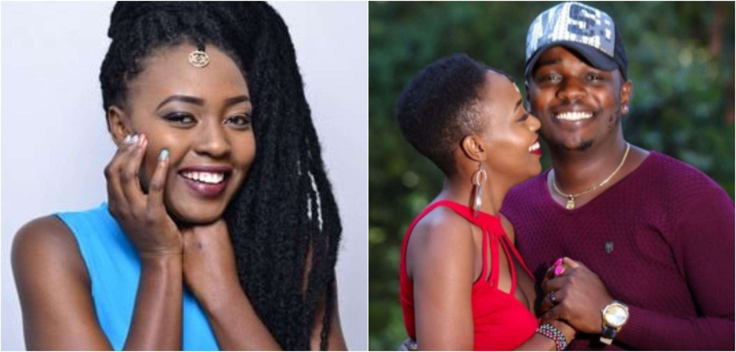 """You are a blessing from heaven,"" Nyce Wanjeri sweetly gushes over new-found love"
