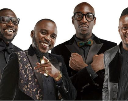 """""""I've undergone cosmetic surgery before,"""" Sauti Sol band member confesses"""