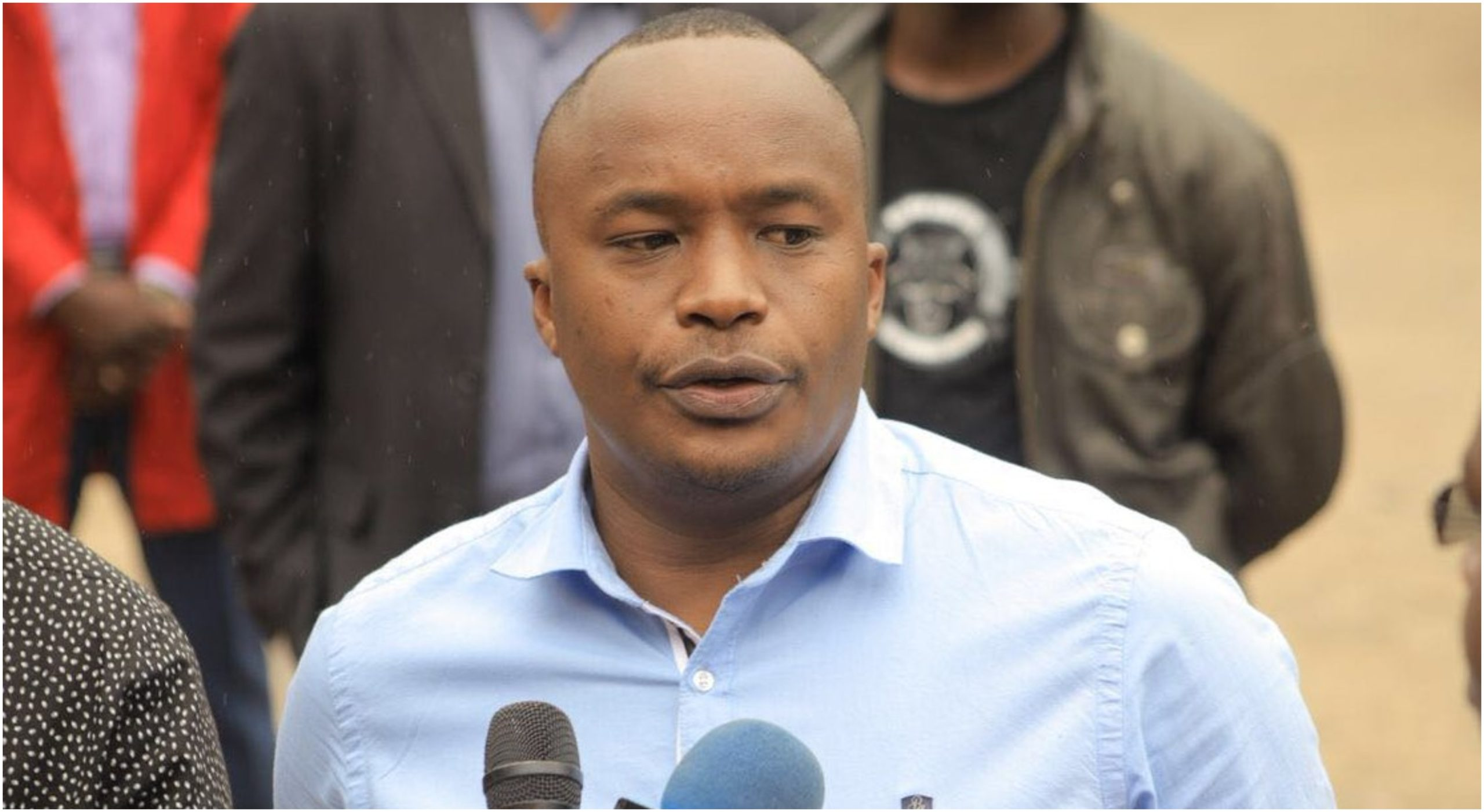Starehe MP Charles 'Jaguar' Kanyi arrested!