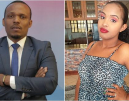 Revealed! Why Ben Kitili's wife was forced to end their relationship
