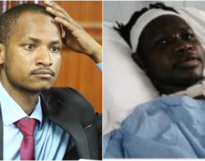 Babu Owino risks impeachment as city lawyer takes up case against DJ Evolve
