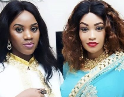 Beef aside! Zari Hassan mourn's Babu Tale's late wife in moving message