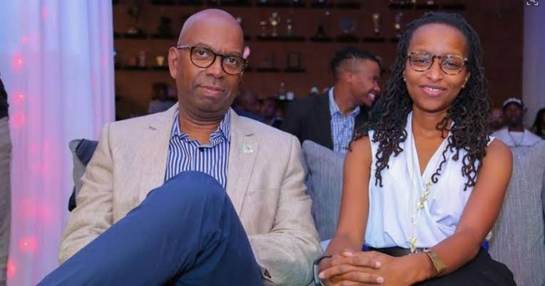 Wambui Collymore reveals her late husband's final resting place, says it was his favorite destination in the world!