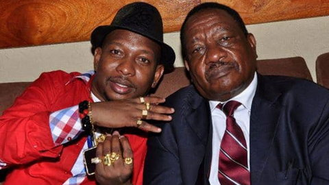 Mike Sonko's heartfelt tribute to his late dad leaves many in tears