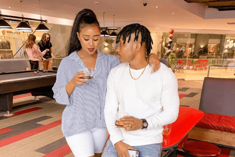 Otile Brown shares important tip that helped build his long distance relationship