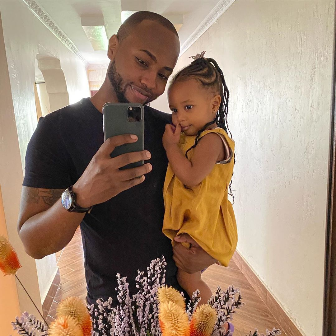 nick mutuma and his daughter