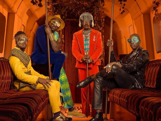 Kenyan artists need to be on the look out for Sauti Sol's forthcoming reality show