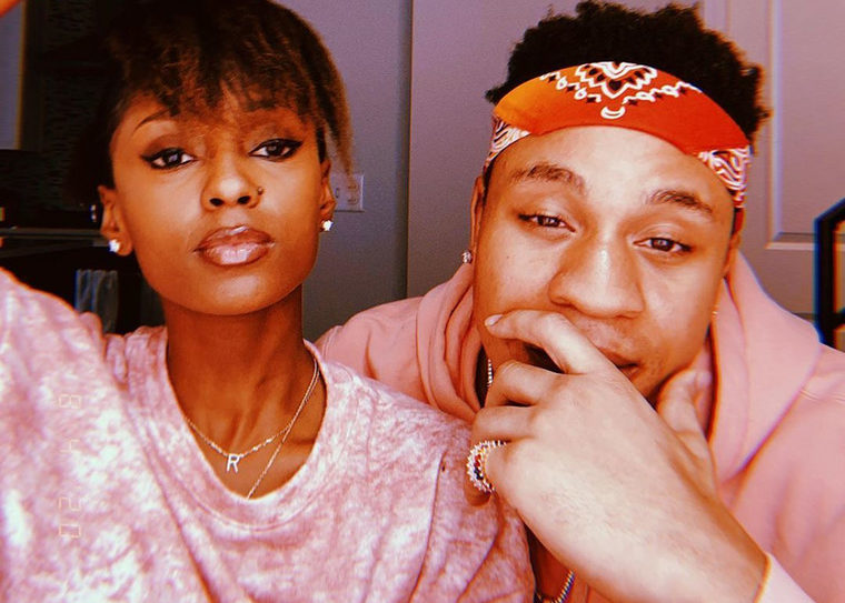 Wedding bells! Rotimi finally proposes to Vanessa Mdee (Video)