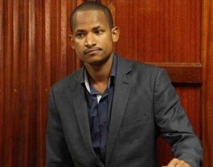 Babu Owino doesn't deserves no sympathy