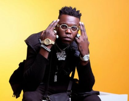 Pinnto, fast-rising Kenyan musician who is destined for greatness