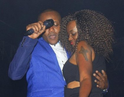 Maina Kageni discloses why he might never marry!