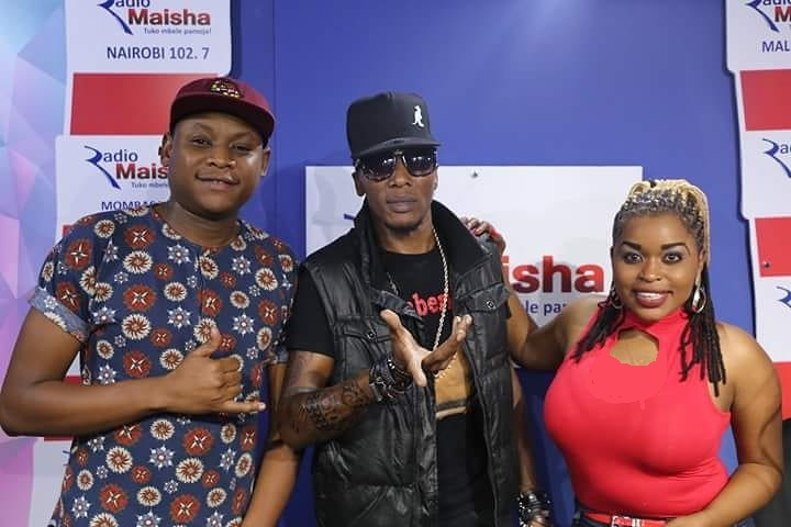 Popular Radio Maisha presenter involved in grisly road accident (Photos)