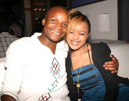 Jalang'o and singer Avril's romantic affair exposed! (Photos)