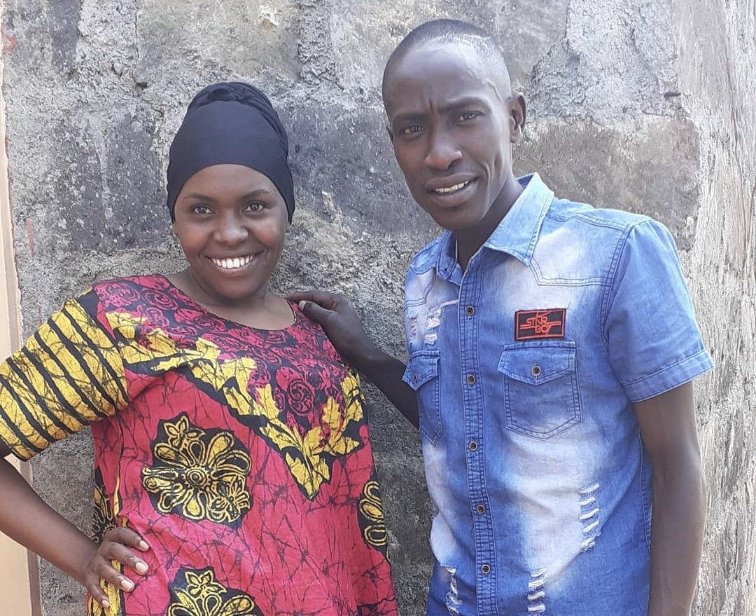 Comedian Zainabu Zeddy shares detailed update on funny man Njoro's welfare