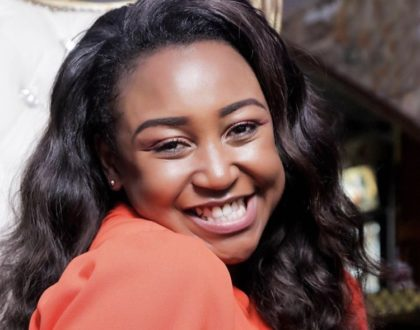 Daddy's girl! Meet Betty Kyallo's handsome father (Photo)