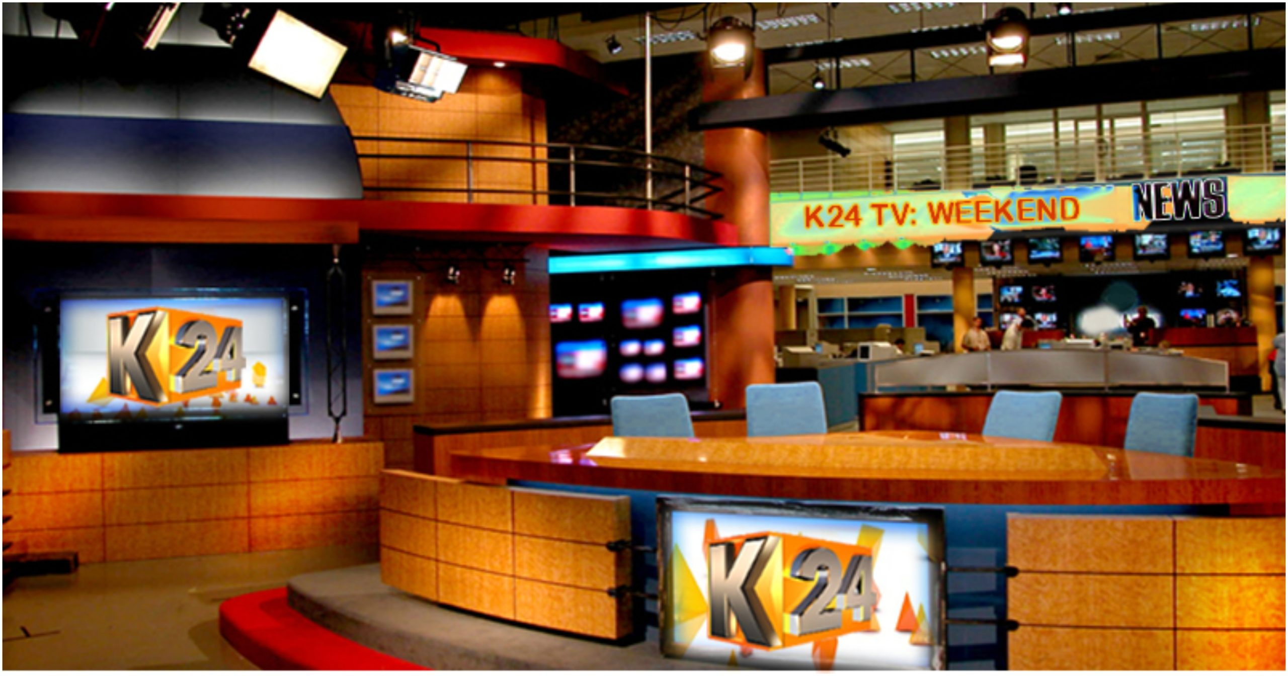 K24 TV reportedly lays off last-standing news journalist (Details)