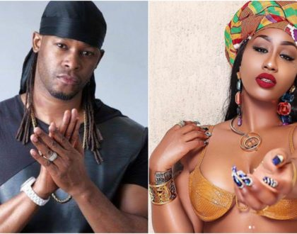 Wedding bells? Victoria Kimani publicly admits she would marry Redsan (Video)