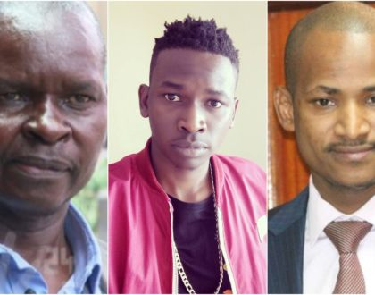 """Si mtu mbaya sana,"" DJ Evolve's dad fiercely defends Babu Owino, angers Kenyans (Video)"