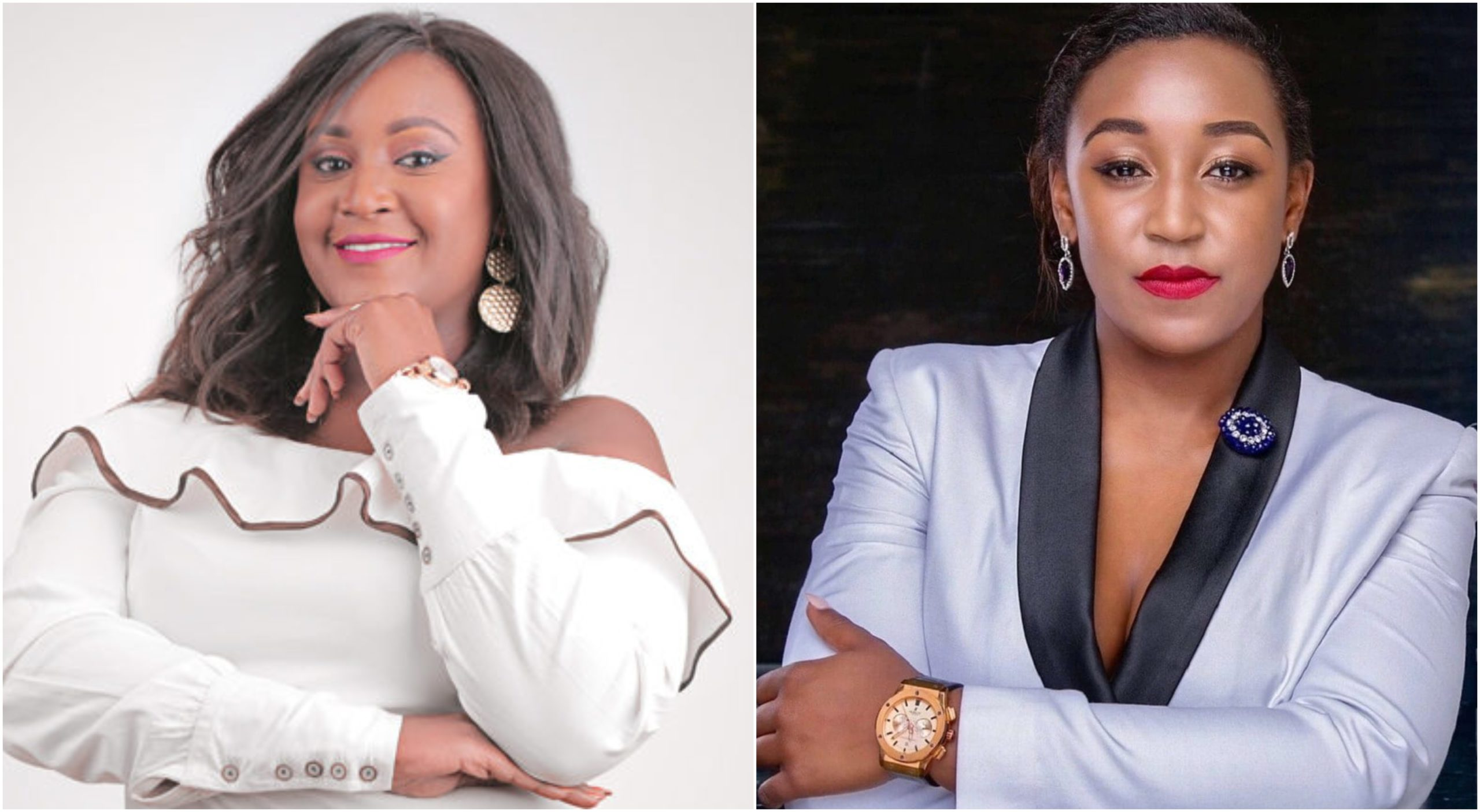 Revealed! Why Mercy Kyallo missed Betty's salon relaunch and Ivanna's birthday