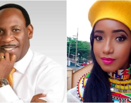 """I remain unapologetic!"" Anita Nderu savagely responds to Ezekiel Mutua's ""pathetic show"" comment"