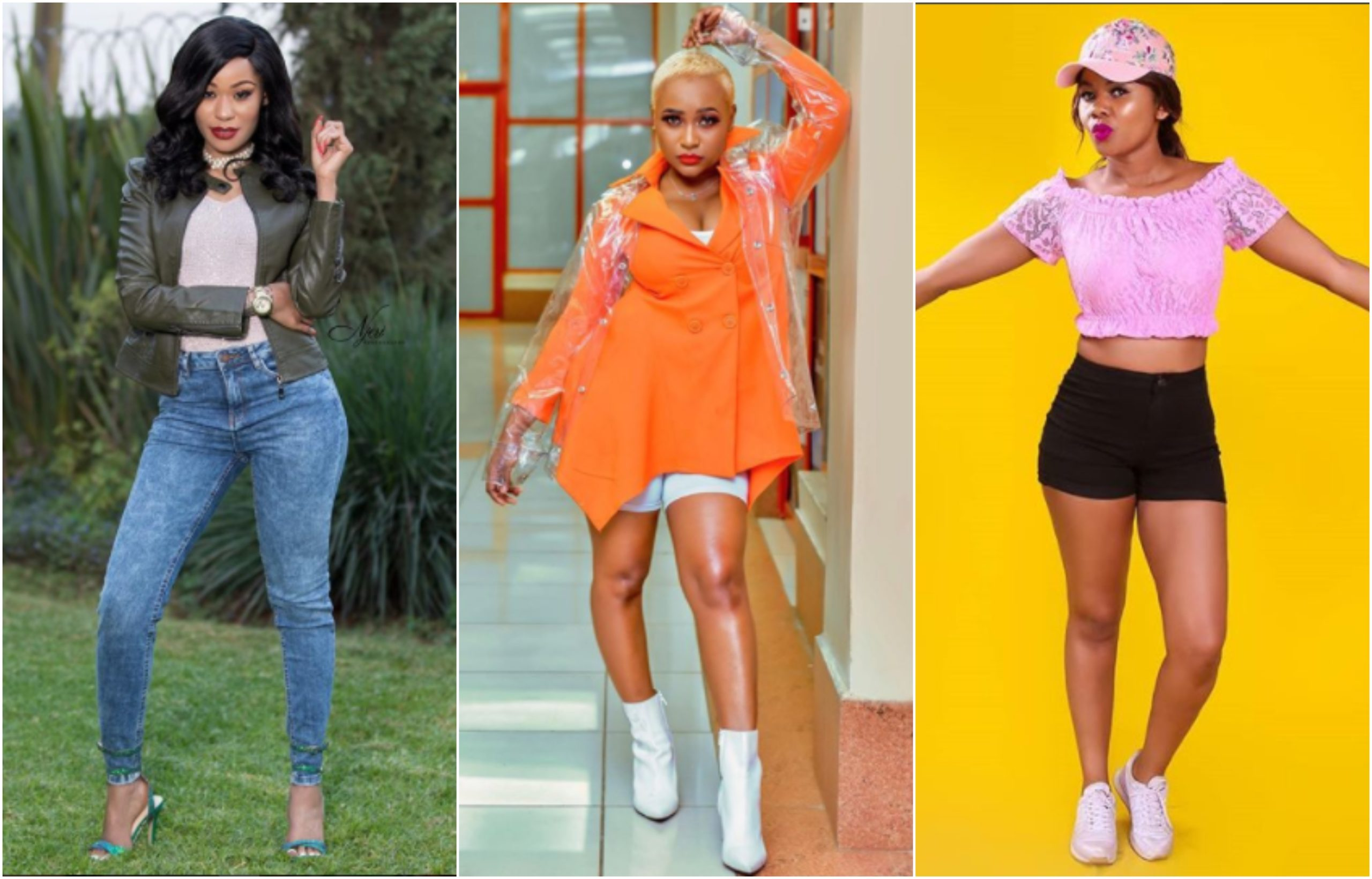 8 young female artistes causing ripples in the Kenyan music scene