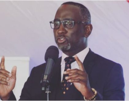 Robert Burale finally responds to false Covid-19 allegations leveled against him