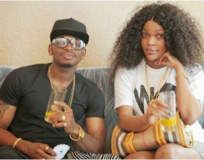 Exposed! Wema Sepetu tearfully recounts how Diamond Platnumz used to beat her up while dating