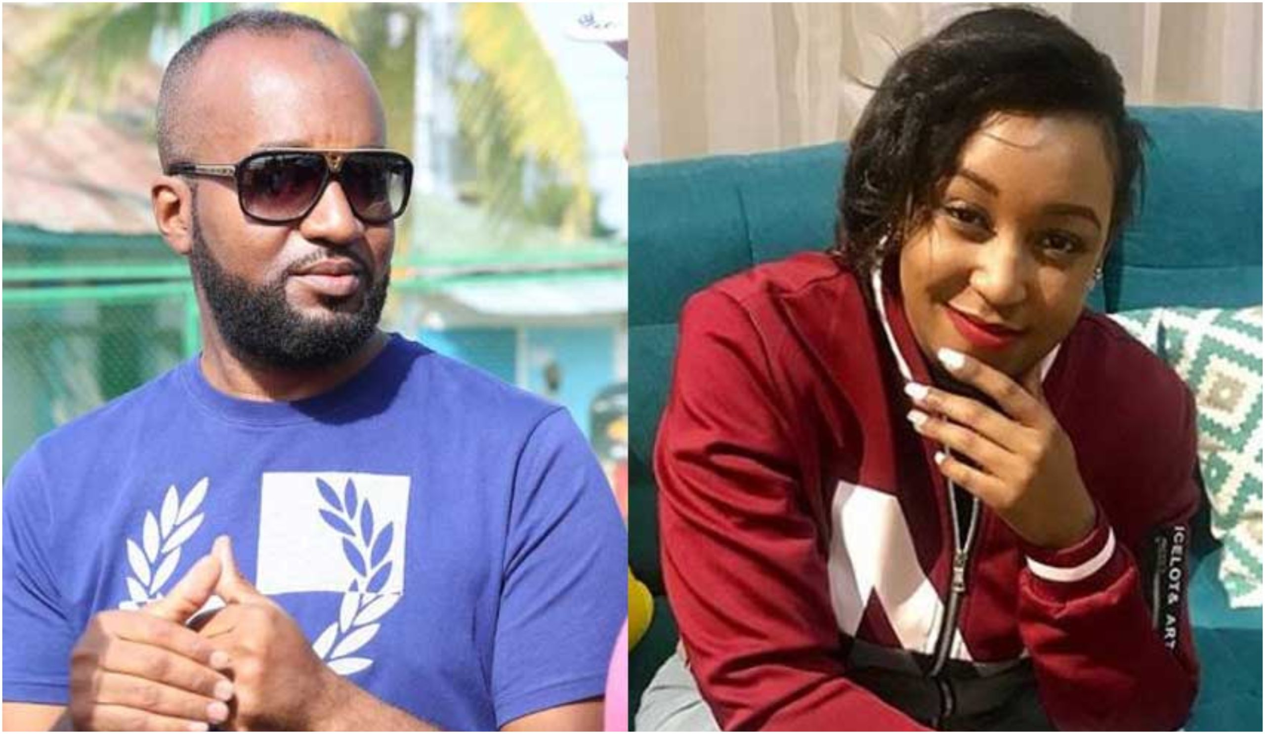 Betty Kyallo's savage reply to claims she is back with Hassan Joho (Video)