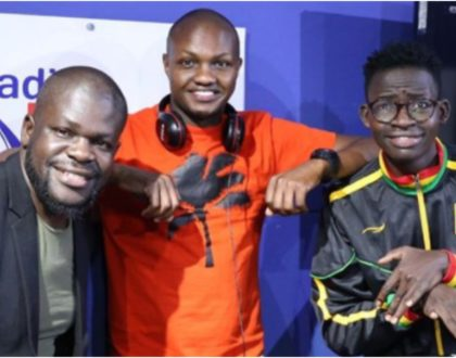 It's been real! Radio Maisha holds farewell party as MCA Tricky exits