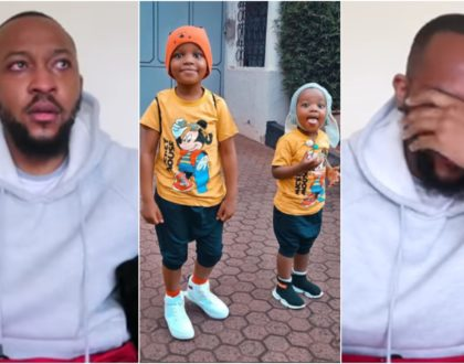Frankie Just Gym It breaks to tears confessing how much he misses his two sons (Video)