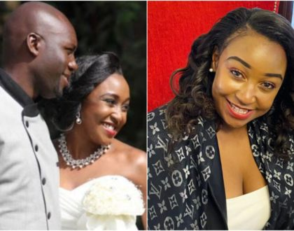 """My next wedding will be at the AG's office,"" Betty Kyallo reveals after failed grand wedding with Dennis Okari"
