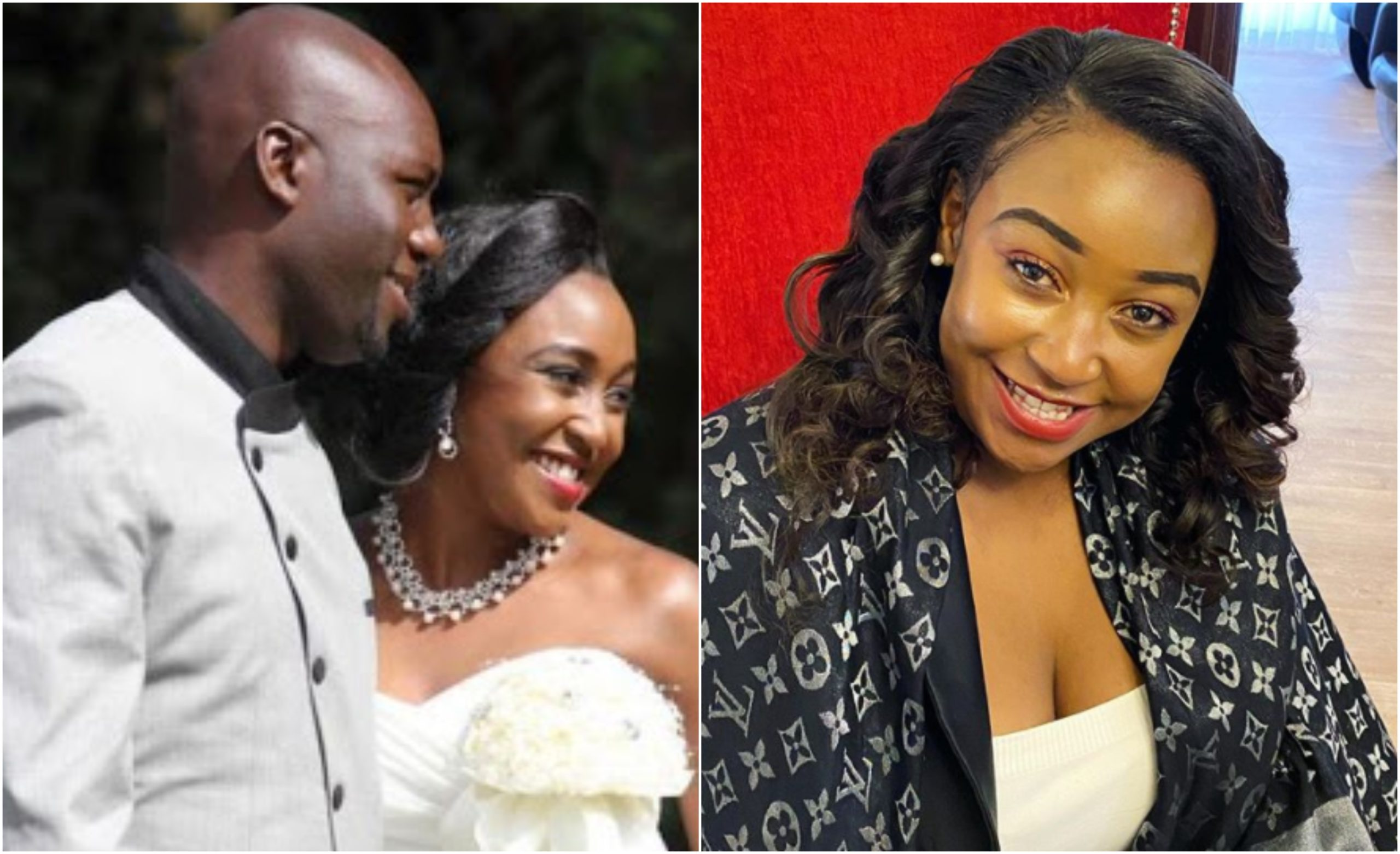 """""""My next wedding will be at the AG's office,"""" Betty Kyallo reveals after failed grand wedding with Dennis Okari"""