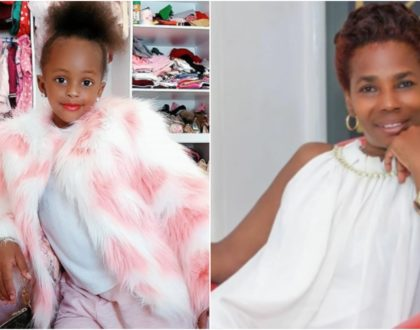 8 times Mama Dangote has proven Princess Tiffah is her favorite grandchild