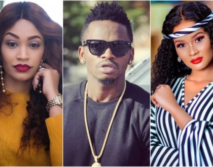 Payback? Hamisa Mobetto flaunts new ride days after Diamond gifted Zari brand new Bentley (Videos)