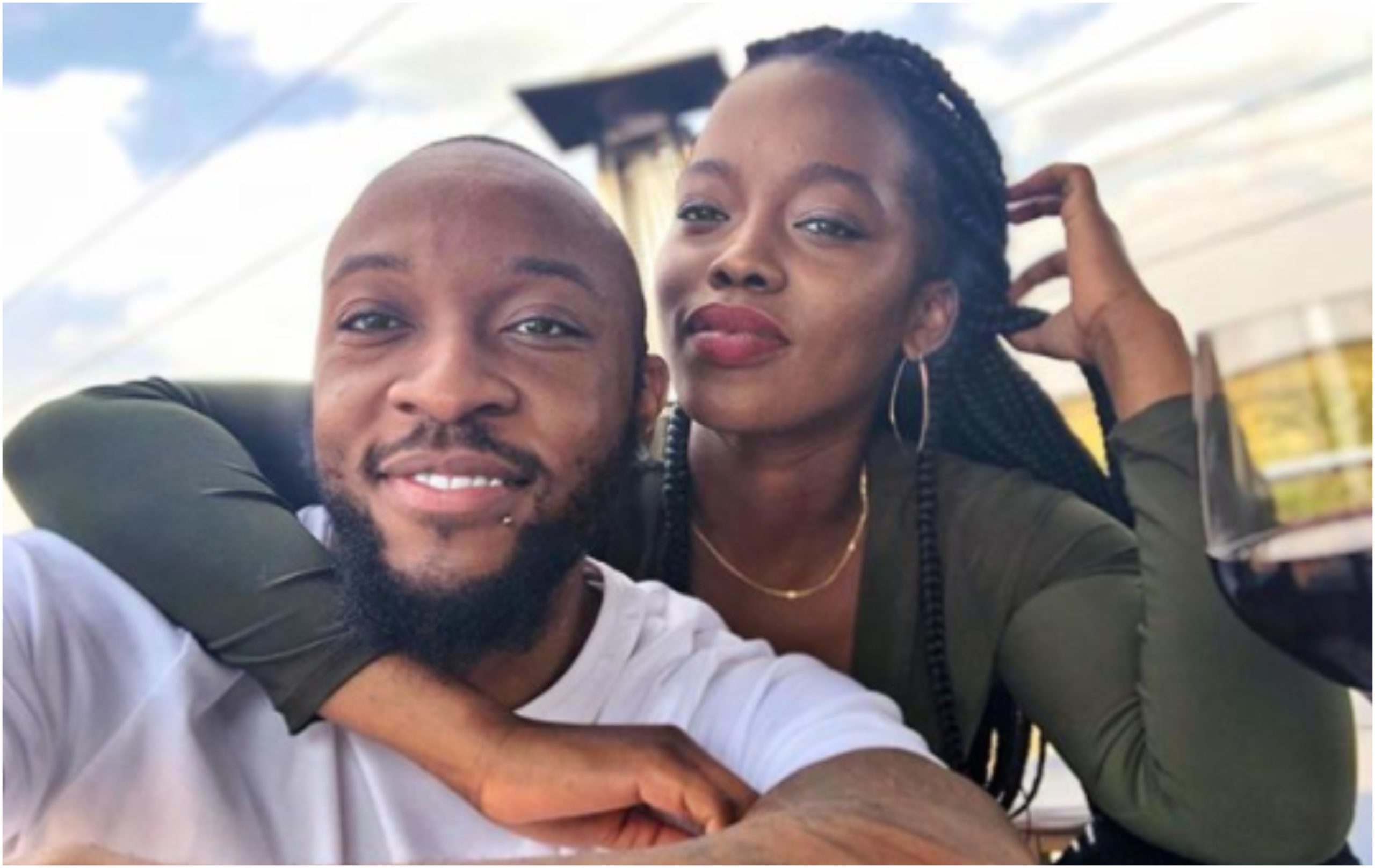 Frankie Just Gym It takes Corazon Kwamboka for first public date (Video)