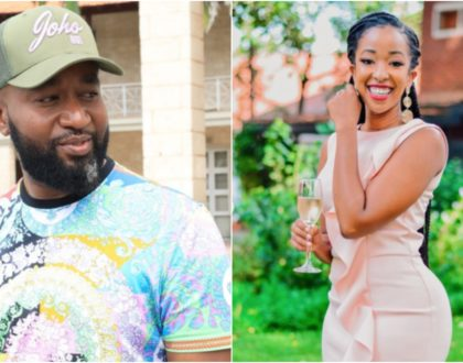 Curvy Natalie Tewa and Hassan Joho confirm they are an item (Screenshots)