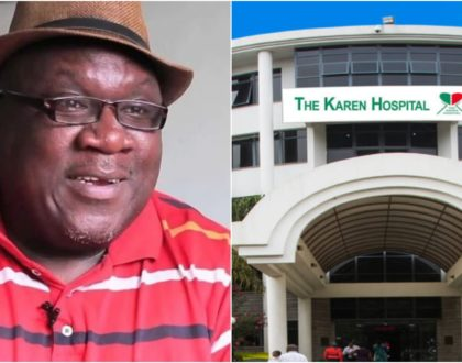 Karen Hospital's cryptic response to negligence claims over Papa Shirandula's death leaves Kenyans in shock