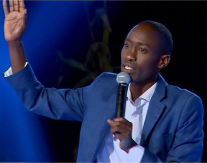 """Whatever job you have, I will do,"" Churchill Show comedian appeals to Kenyans, after attempting suicide 3 times in a row"
