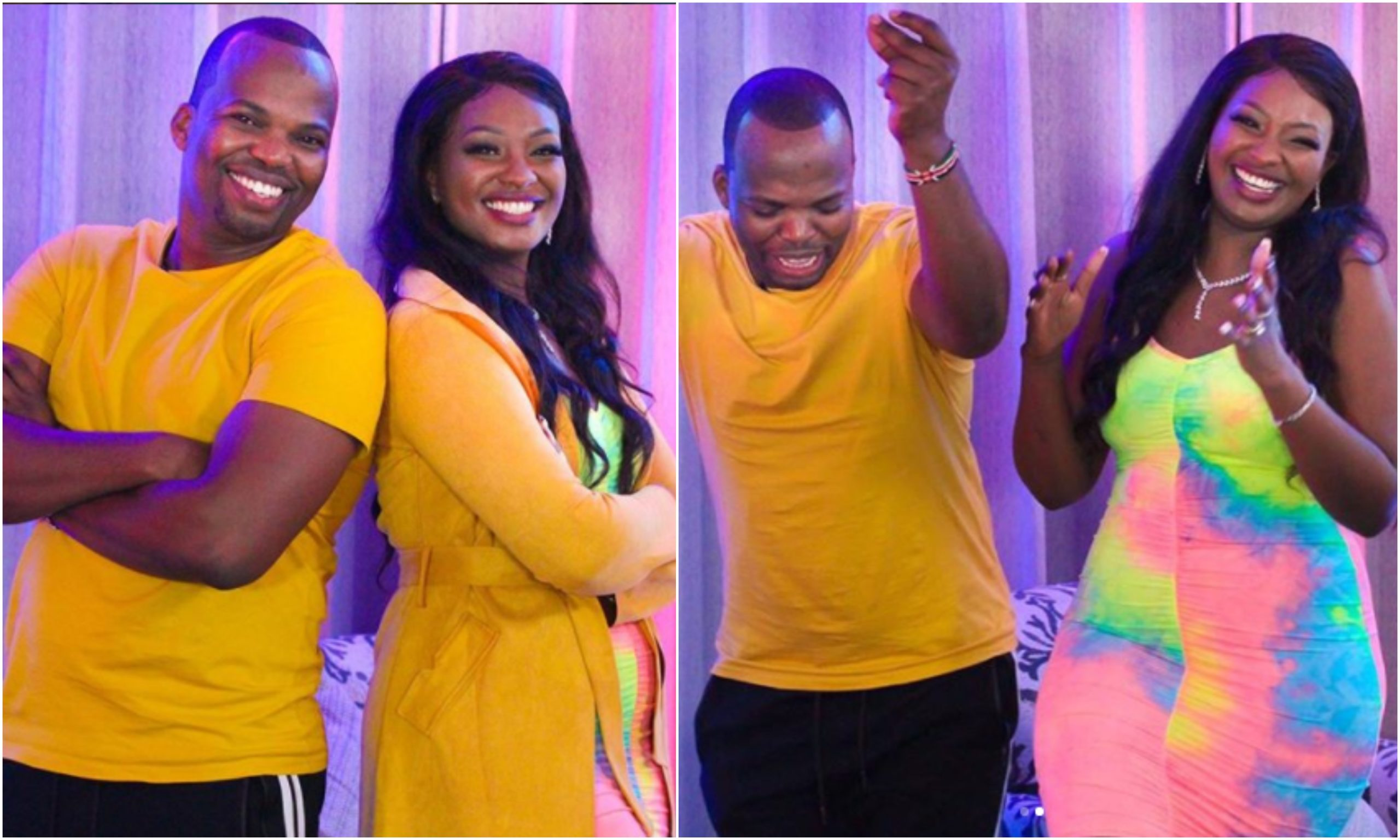 MC Jessy and Maureen Waititu come clean on dating speculations (Video)