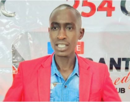 Comedian Njoro's public appeal for financial aid finally gets answered