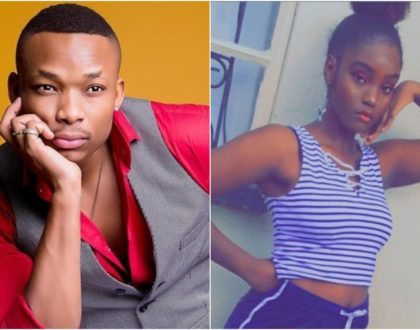 """Lightskin nigga you're not scary,"" Otile Brown's ex side chick brutally claps back day after threatening her with lawsuit"