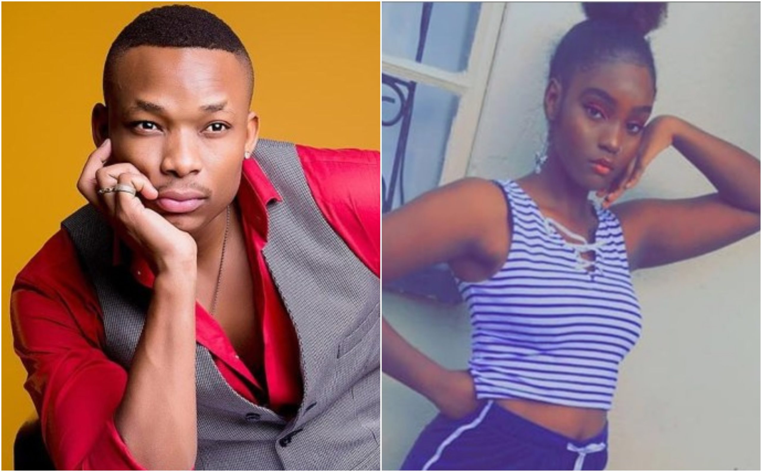 """""""Lightskin nigga you're not scary,"""" Otile Brown's ex side chick brutally claps back day after threatening her with lawsuit"""