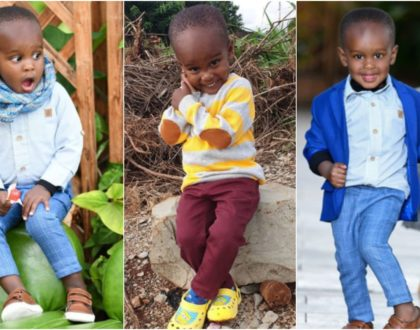 12 times Njugush's son Tugi has effortlessly cracked us up with humor (Videos)