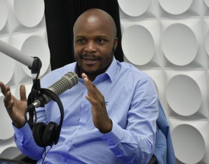 Jalang'o reveals his major plan when he retires from his radio job!